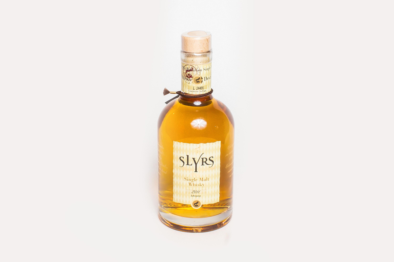 Slyrs bavarian single malt fassstärke